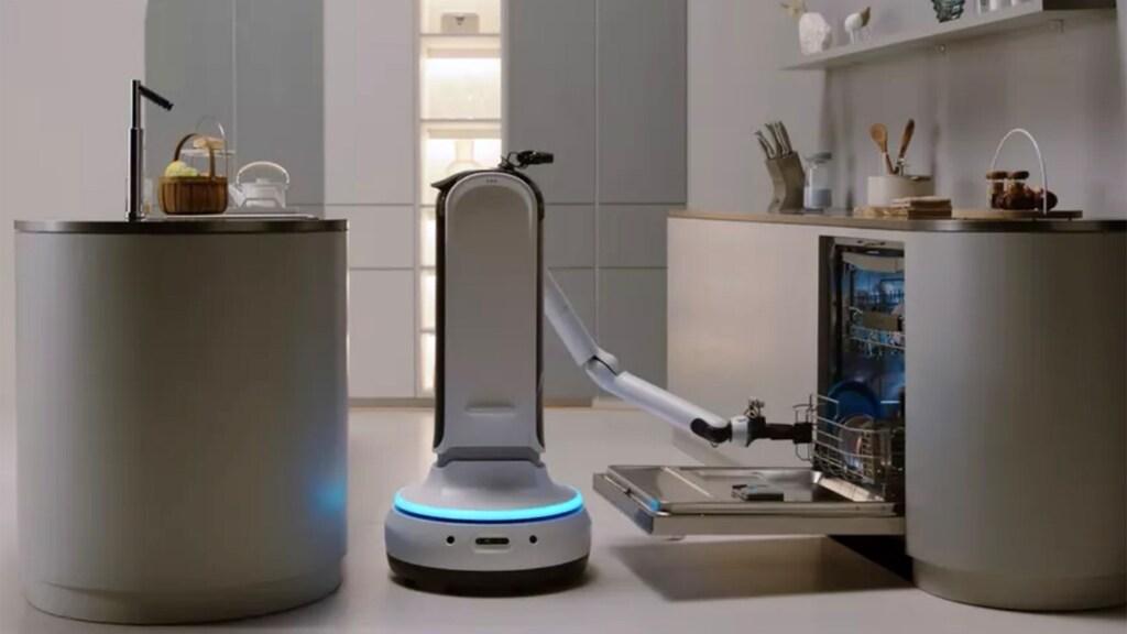 Huishoudrobot van Samsung