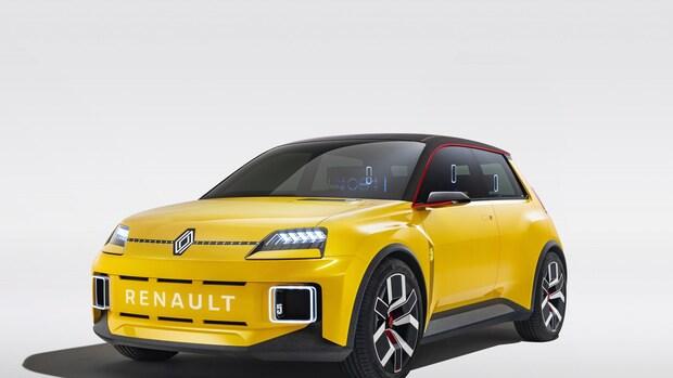 Renault zet in op elektrisch: brengt Renault 5 terug met batterij