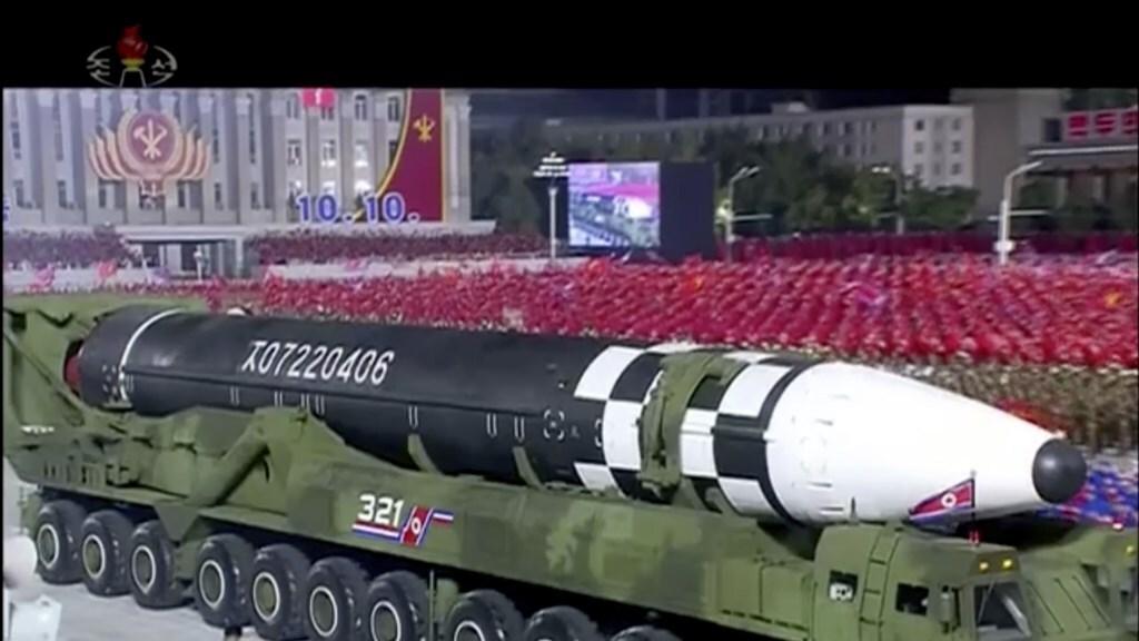 Noord-Korea is gewoon doorgegaan met het ontwikkelen van lange afstandswapens.
