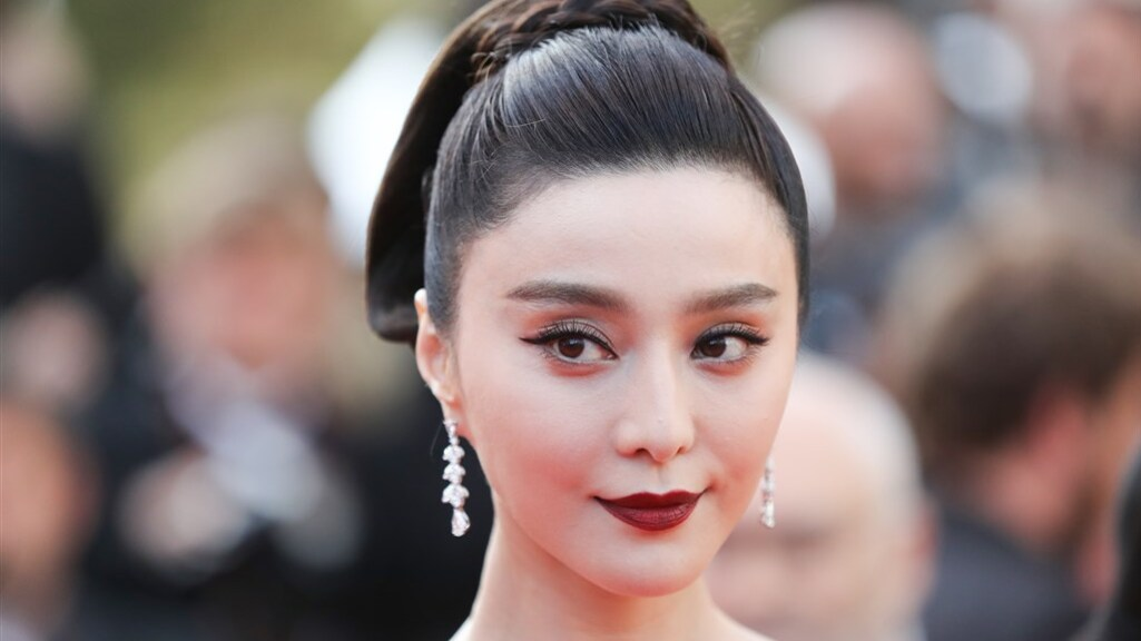 In 2018 was de bekendste actrice van China, Fan Bingbing, maandenlang zoek.