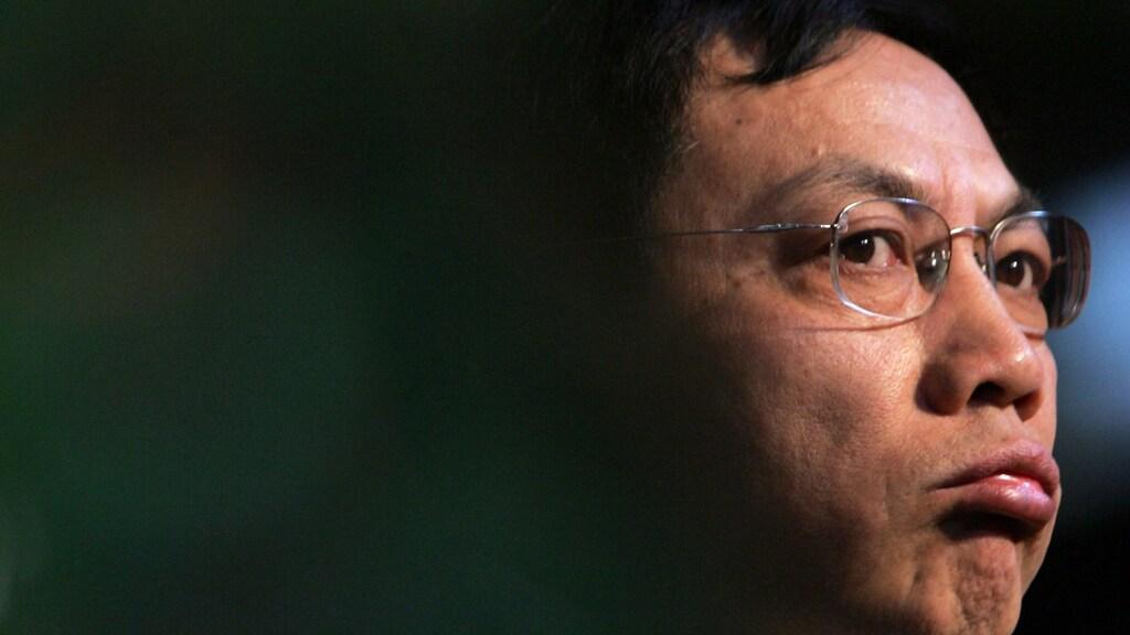 Zhiqiang Ren werd veroordeeld voor 18 jaar cel.