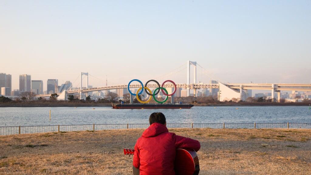 In Japan is het enthousiasme voor de Spelen weg.