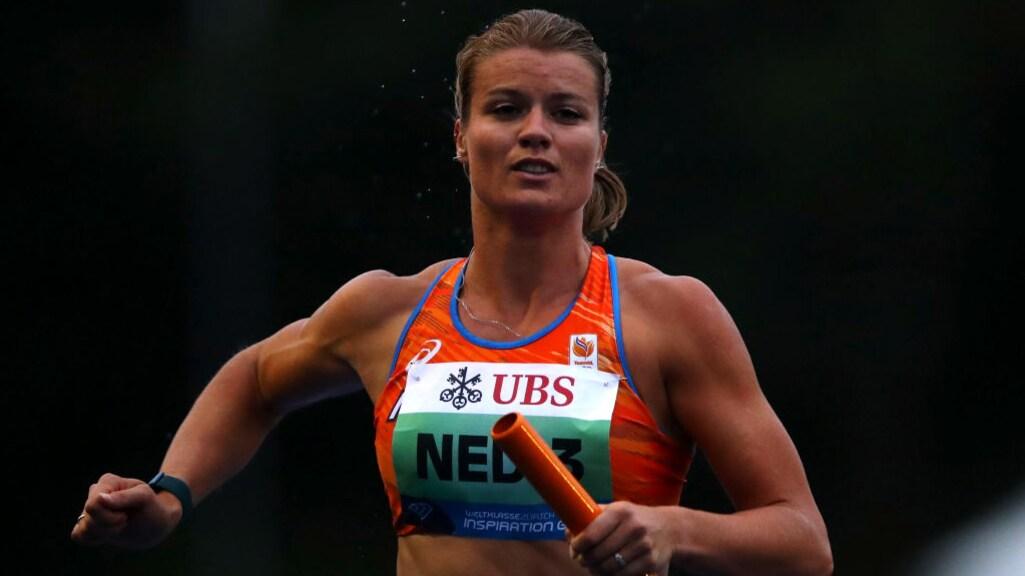 Dafne Schippers wil goud in Tokio na zilver in Rio.