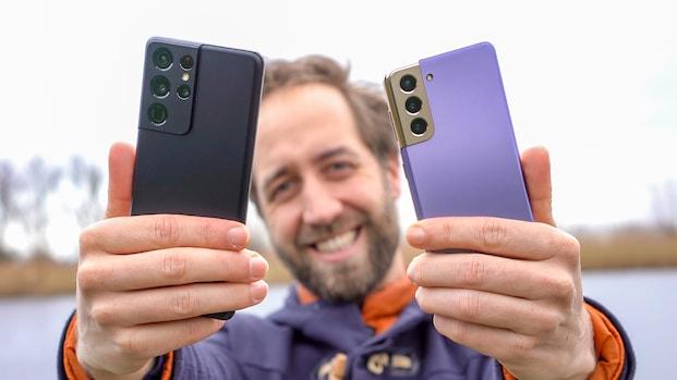 Review Galaxy S21: Samsung gooit het over een andere boeg
