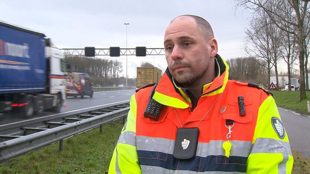 Weginspecteur Van Vliet
