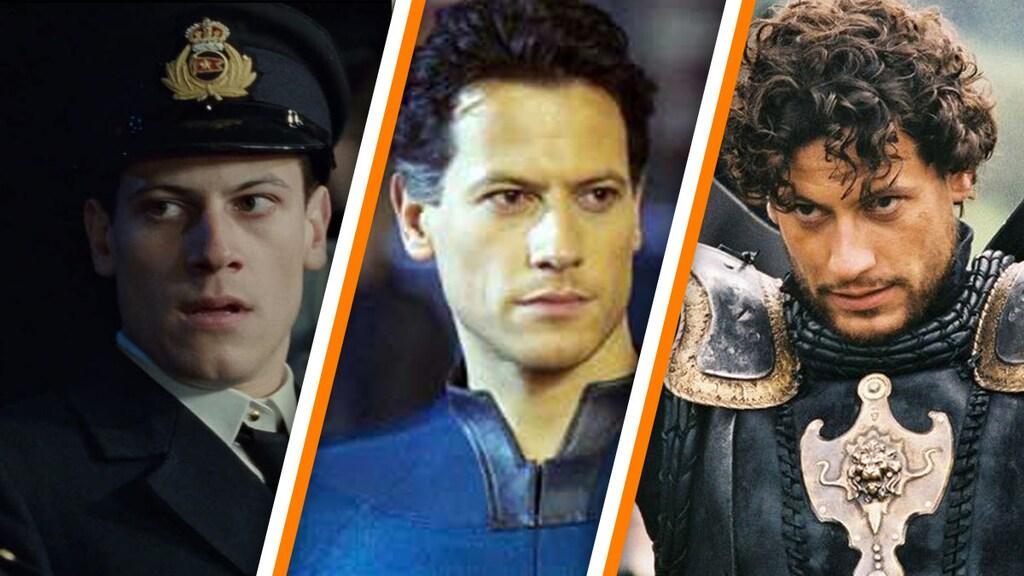 Ioan Gruffudd in 'Titanic', 'Fantastic Four' en 'King Arthur'