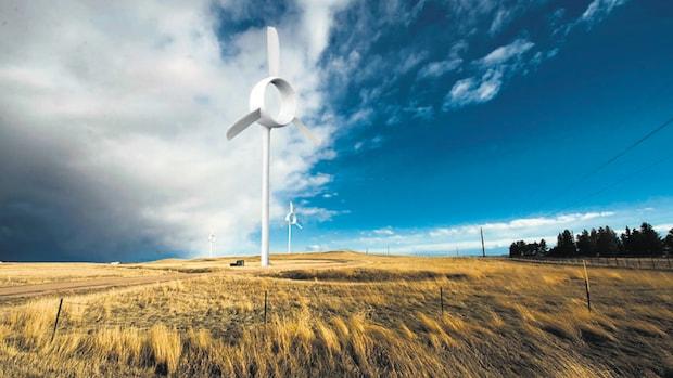 Revolutionaire windmolen Mega Windforce gered van bankroet