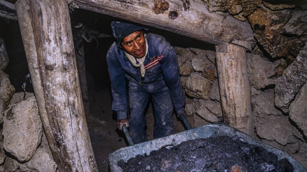 Elk jaar wordt er weer zilver gedolven in mijnen.