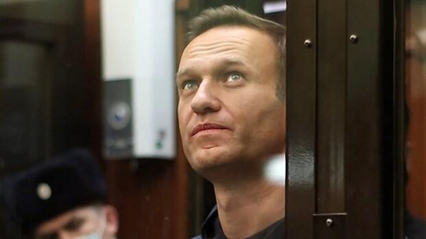 Gevangen Poetin-tegenstander Navalny in hongerstaking