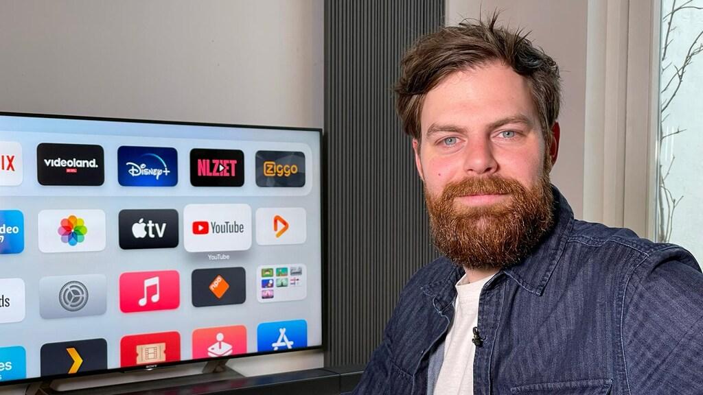 Als het aan techjournalist Floris Poort ligt, kijken straks veel meer mensen tv via streamingdiensten.