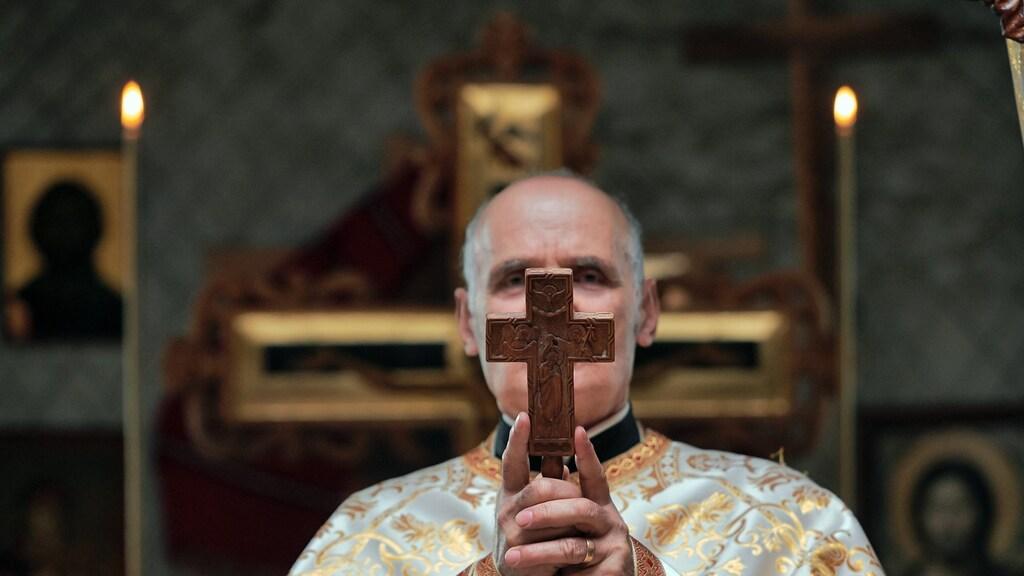 Roemeens-orthodoxe priester
