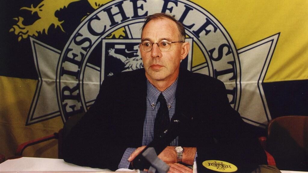 Henk Kroes in 1997.