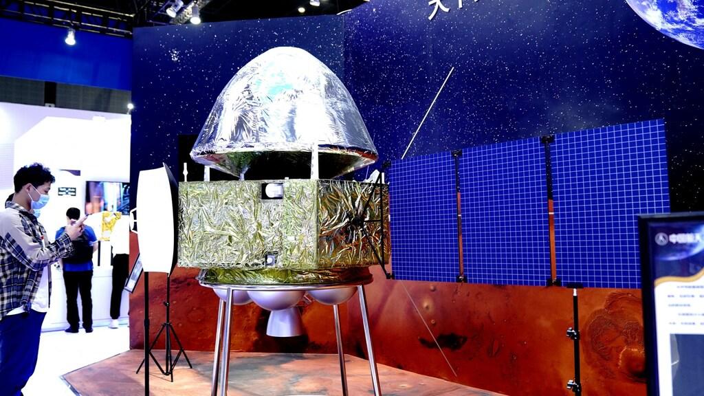 Tianwen-1 ruimtesonde