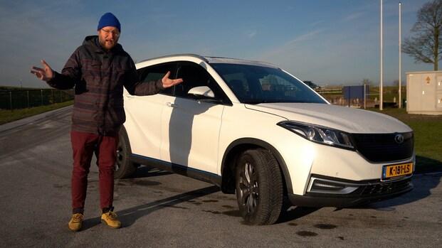Review: deze elektrische auto is een Audi, Mercedes en Suzuki in één