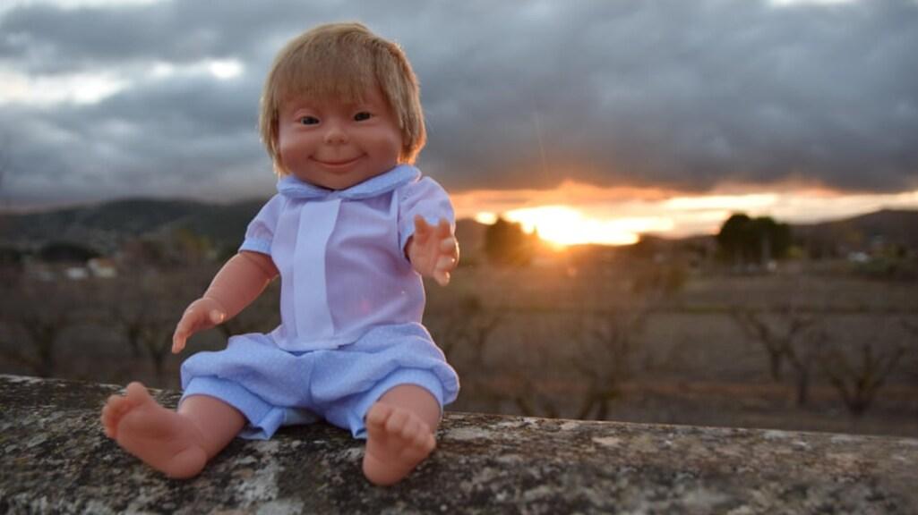Een pop uit de serie van The Doll Factory Europe.