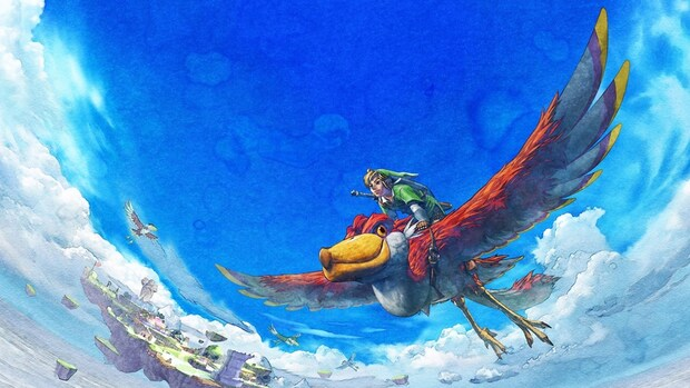 Nintendo onthult Zelda: Skyward Sword en Mario Golf voor Switch