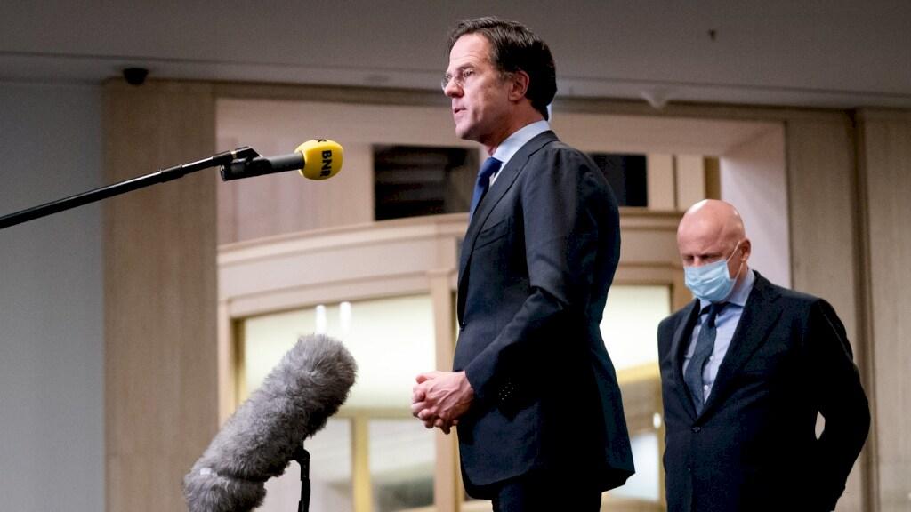 Rutte en Grapperhaus reageren op de uitspraak van de rechter.