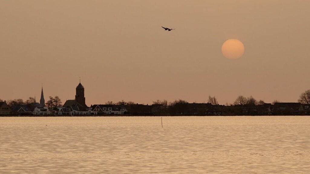 De ochtend in Rijnsaterwoude