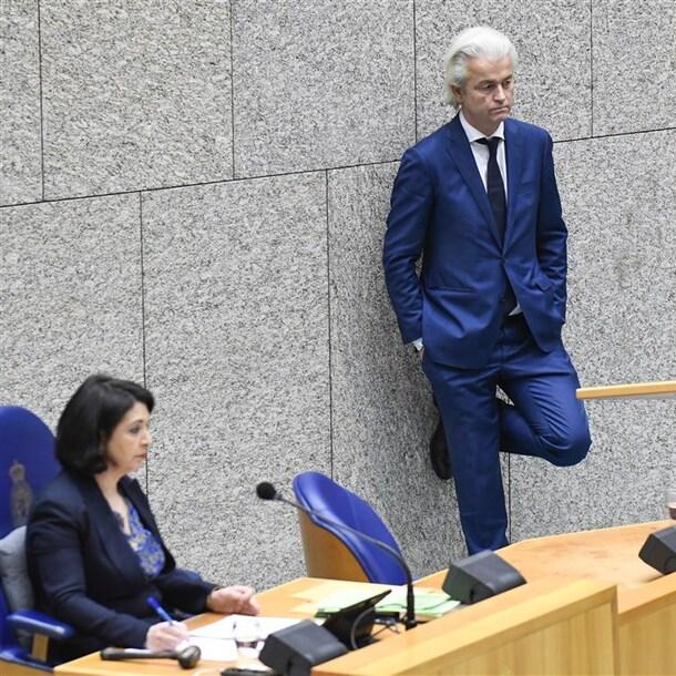 Arib en Geert Wilders