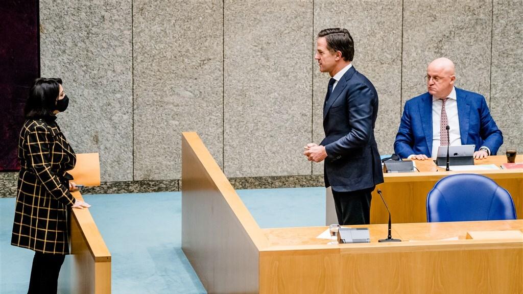 Arib in gesprek met premier Rutte