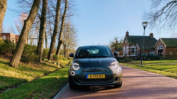 Duurtest elektrische Fiat 500e: bereik en laden
