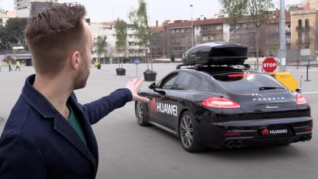 'Huawei werkt aan eigen elektrische auto'