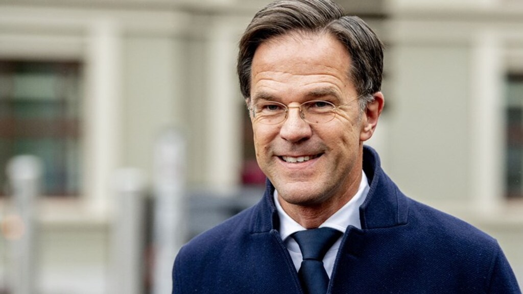 De bekendste alleenstaande van ons land: VVD-leider Mark Rutte