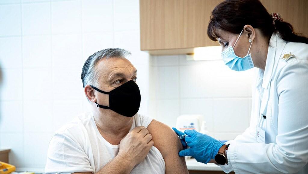 Hongaarse premier Orbán krijgt Chinees vaccin