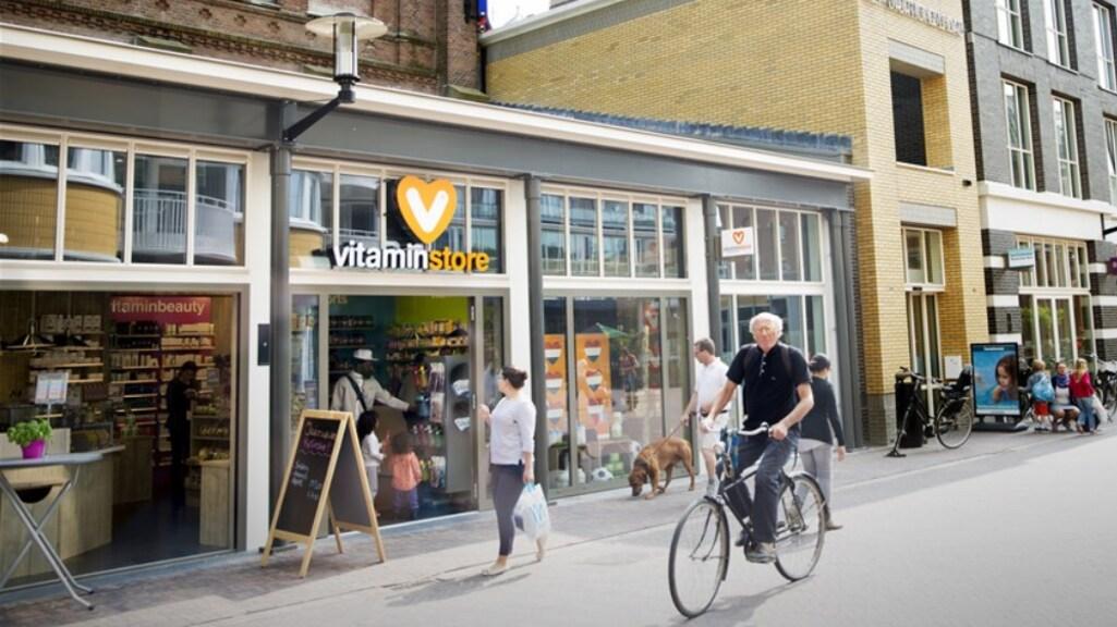 Vitaminstore heeft 32 winkels, waarvan 10 franchises.