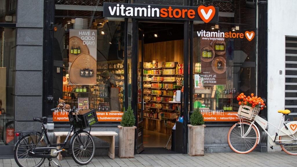 Vitaminstore mocht tijdens de lock downs open blijven.