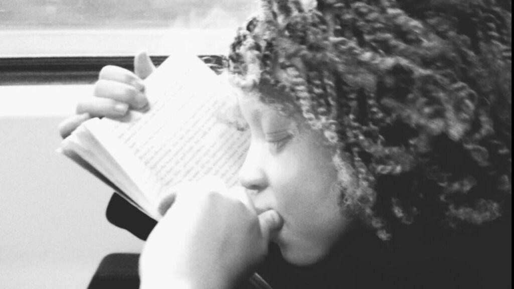 """""""Ik hield altijd al wel van lezen, kennis opdoen."""""""