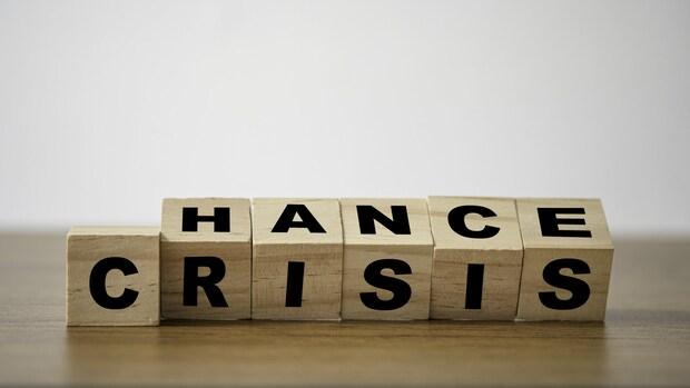'Elke crisis biedt nieuwe kansen'
