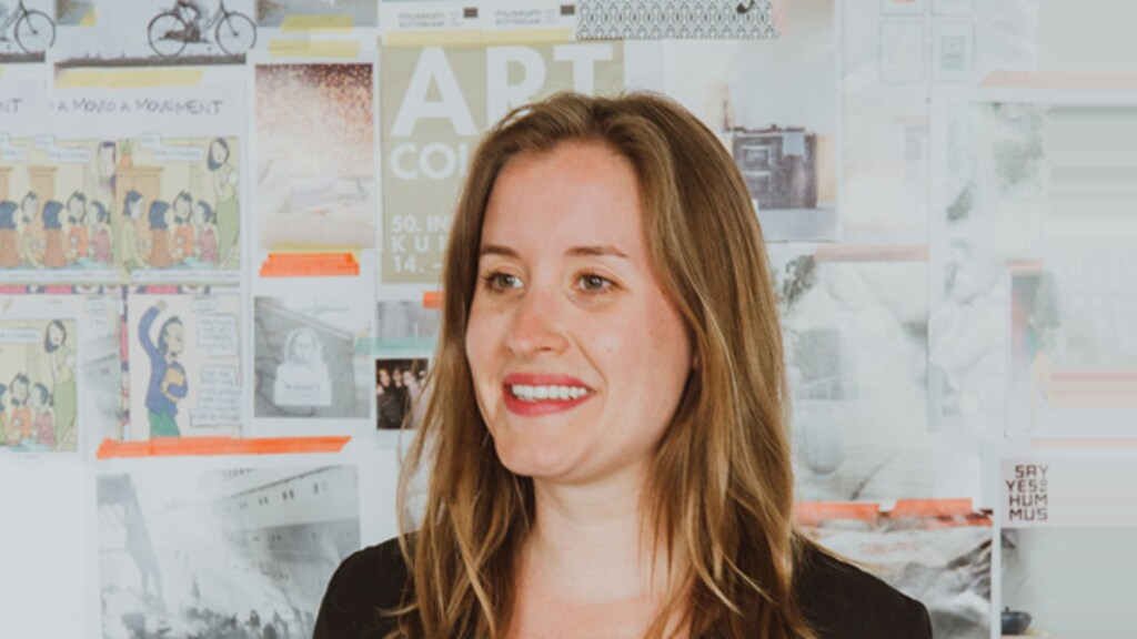Laura Adèr is oprichter van stichting Fairspace.