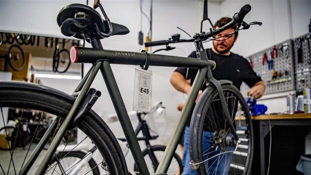 E-bikemaker VanMoof wil nog harder groeien, ondanks service- en leveringsproblemen