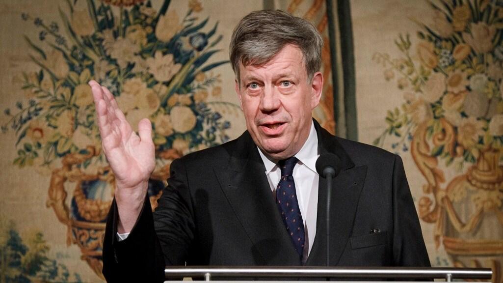 Ivo Opstelten in 2010 tijdens het kabinet Rutte-I