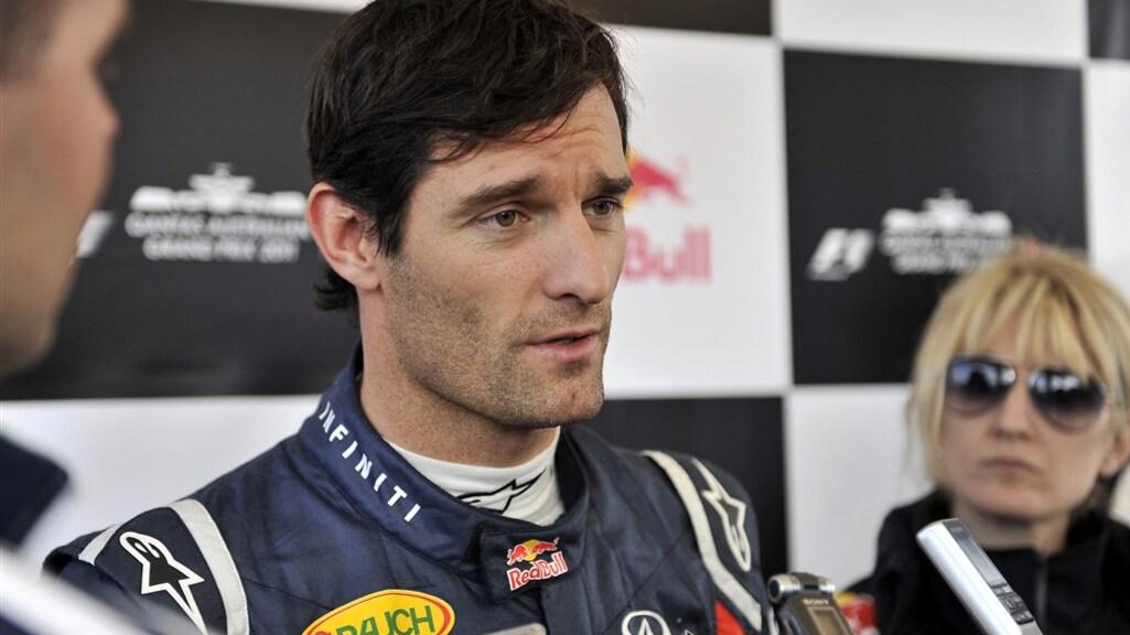 Mark Webber was in 2011 de enige coureur die er openlijk voor pleitte om niet te racen in Bahrein.