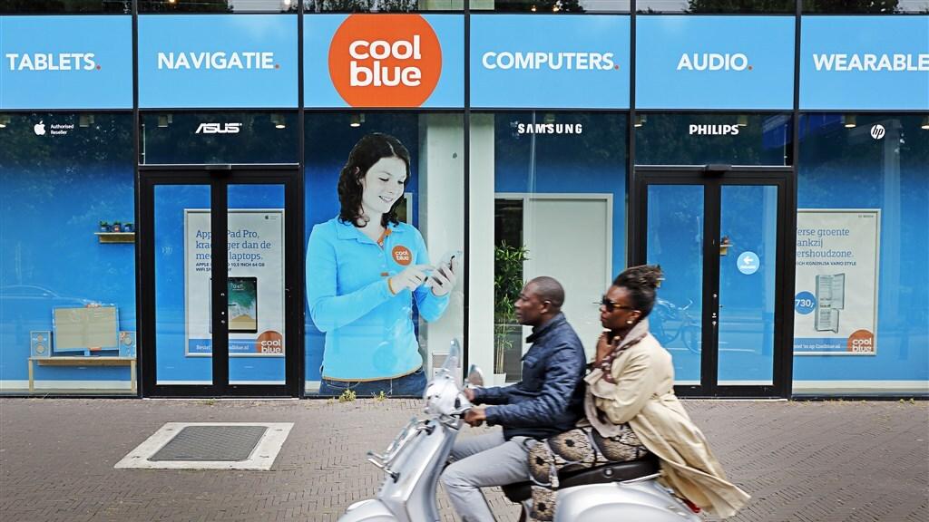 Cool Blue heeft al een aantal fysieke winkels geopend.