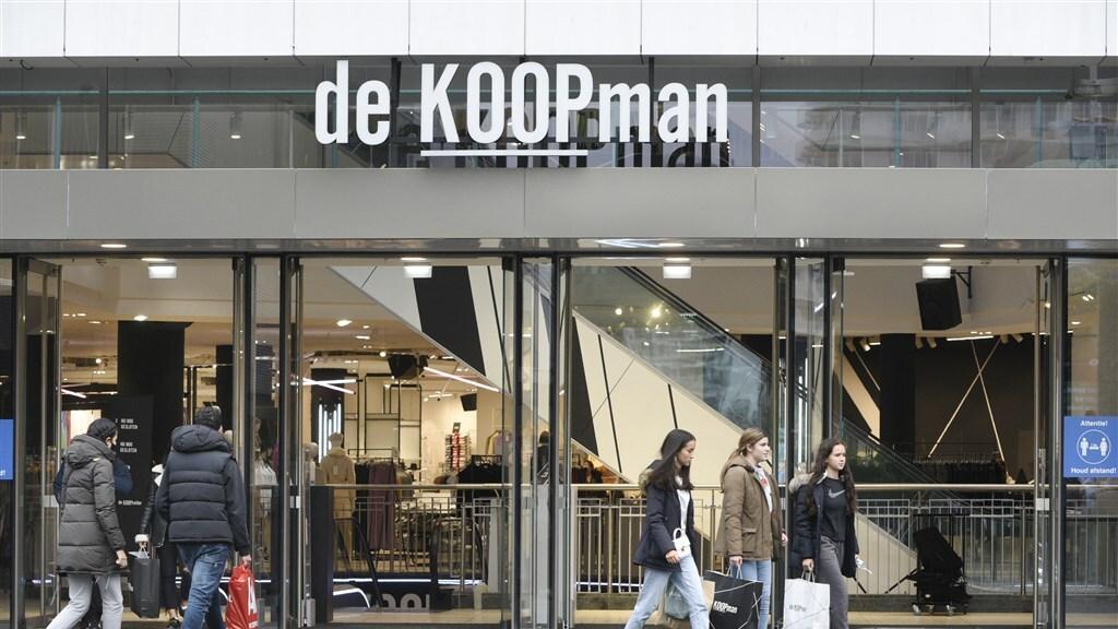 De Koopman zit in Rotterdam in het voormalige pand van Hudson's Bay en V&D.
