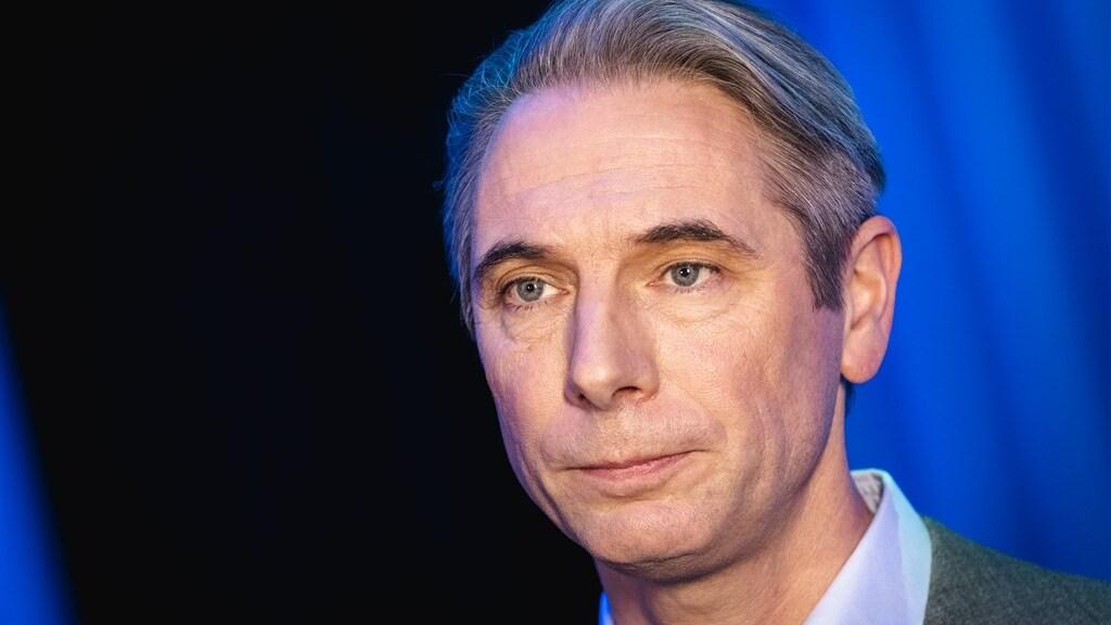 FNV-voorzitter Tuur Elzinga.