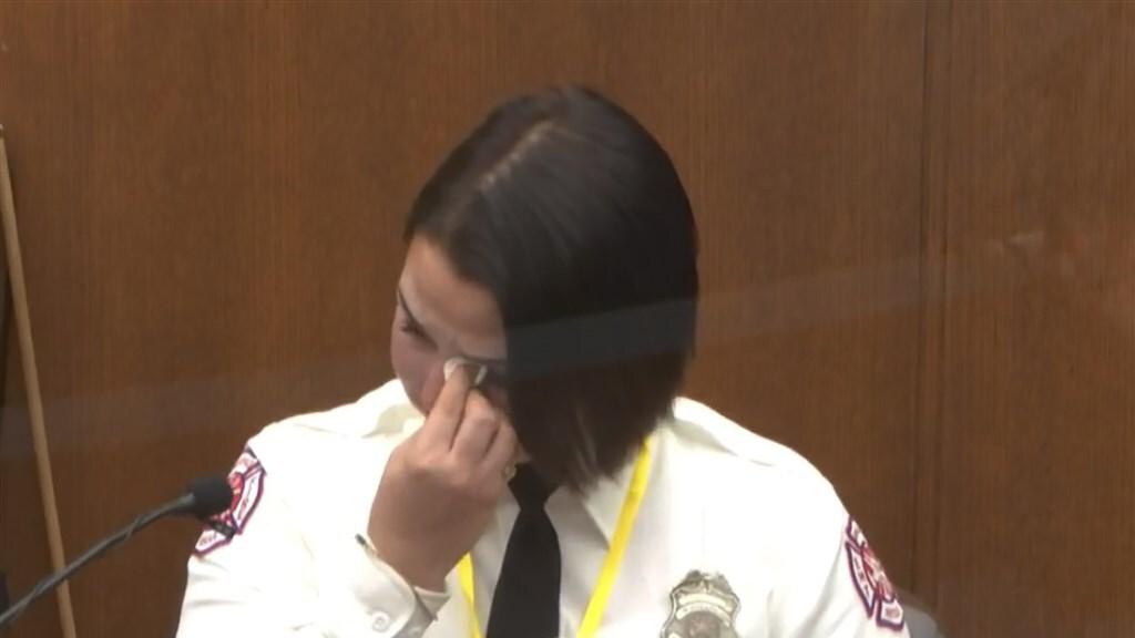 """""""Het was heel naar"""", vertelde brandweervrouw Genevieve Hansen (27)."""