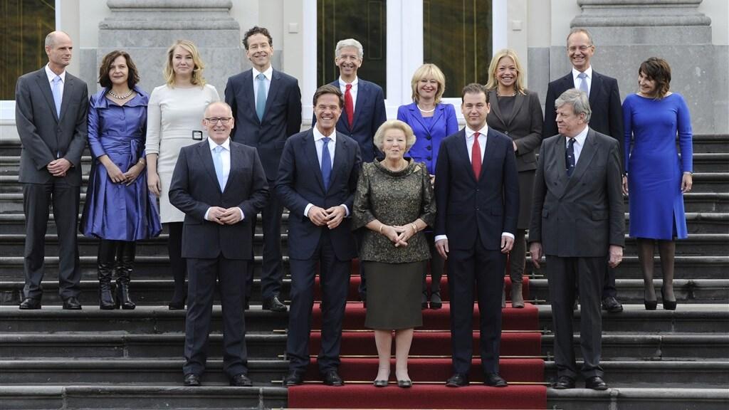 In 2012 waren VVD en PvdA er snel met elkaar uit.