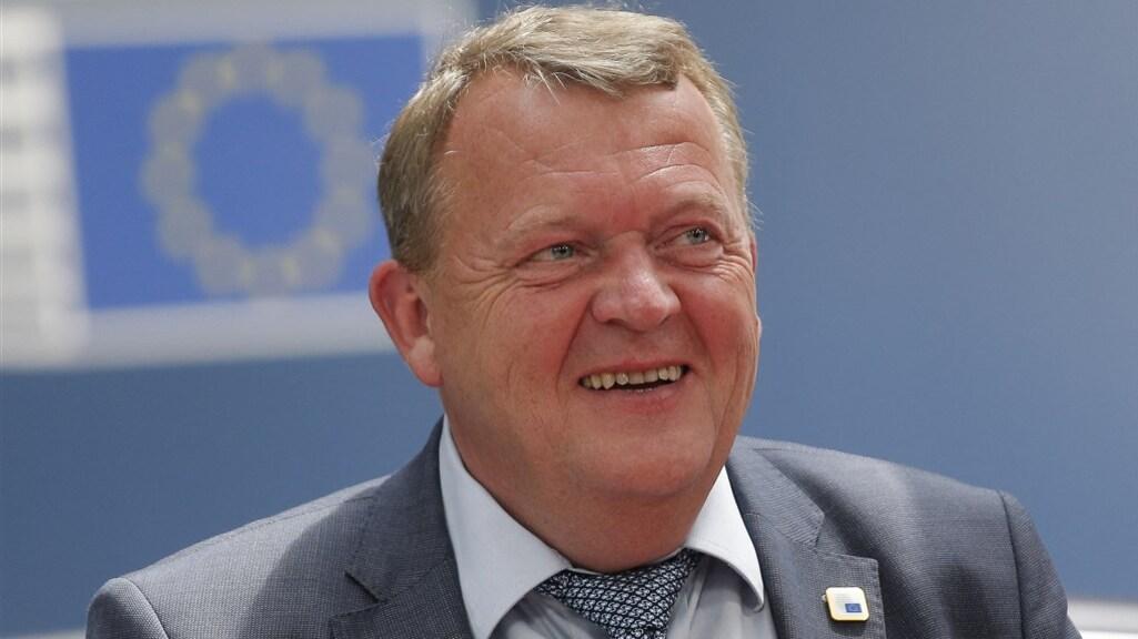 De Deense Lars Løkke Rasmussen leidde een coalitie met voor Deense begrippen veel partijen.
