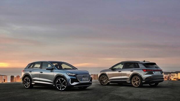 Nieuwe Audi Q4 e-tron gaat strijd aan met Tesla Model Y