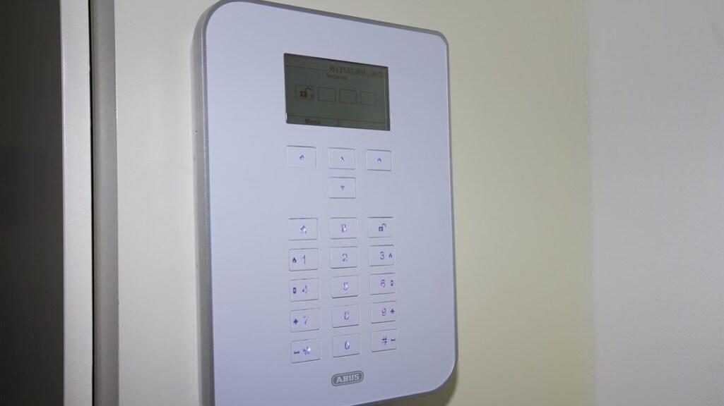 Het Secvest alarmsysteem van ABUS