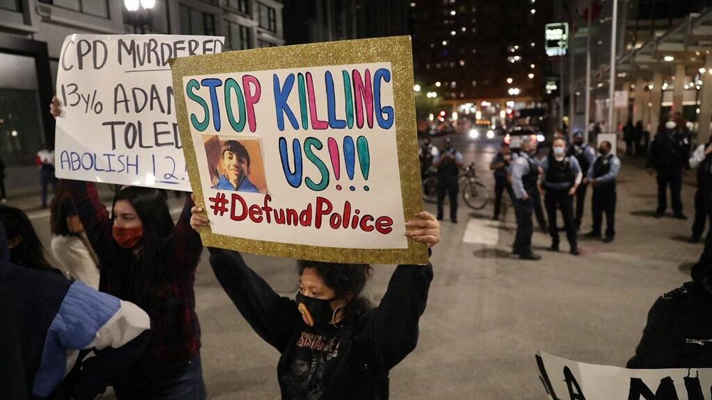 Het is al dagen onrustig in Chicago sinds de dood van de 13-jarige jongen
