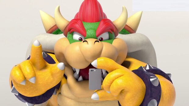 Nintendo klaagt hacker Bowser aan om verkoop illegale Switch-software