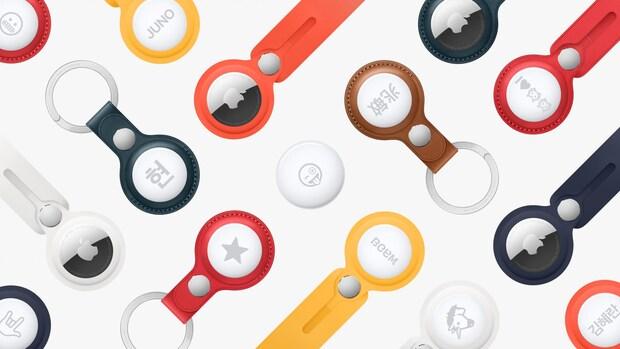 Reparatiewebsite boort gat in Apple AirTag voor sleutelbos