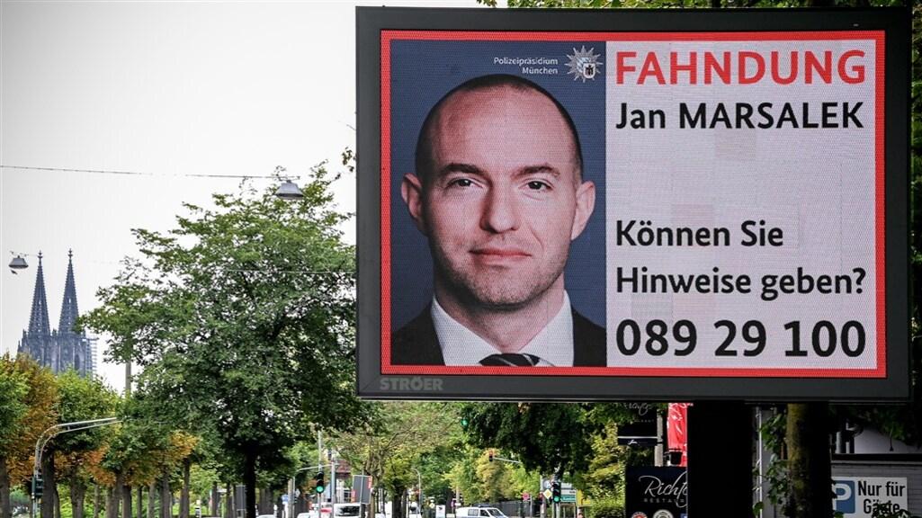 Gezocht, maar nog altijd niet gevonden: Wirecard-topman Jan Marsalek.