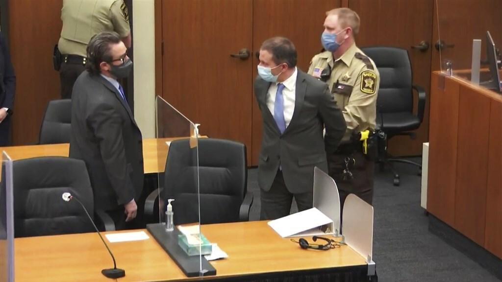 Agent schuldig bevonden aan dood George Floyd