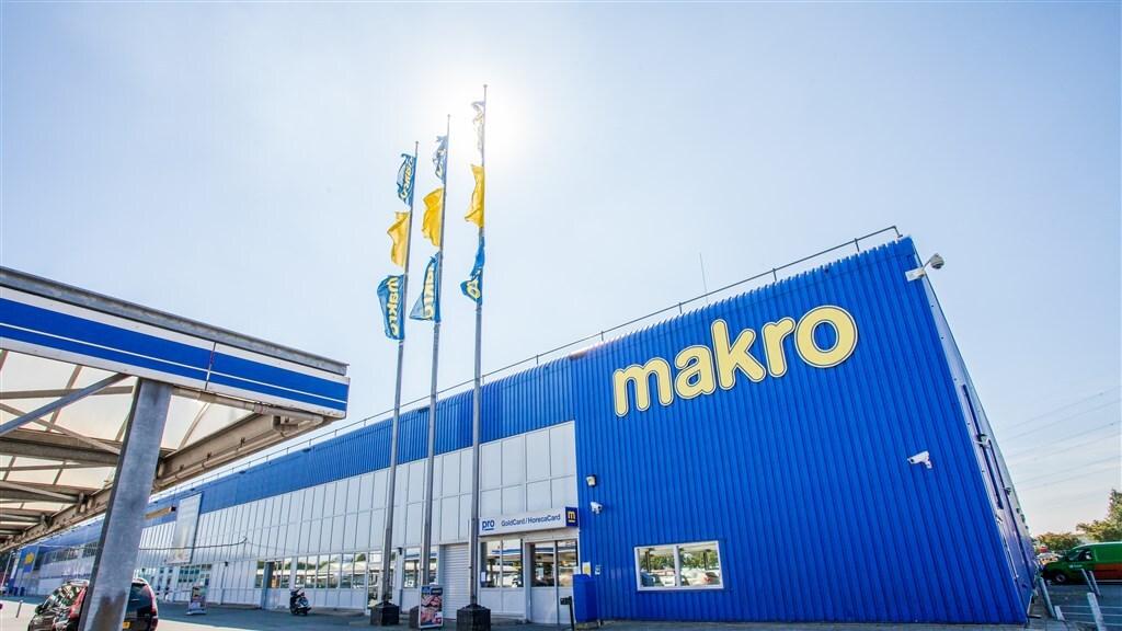 Makro was jarenlang grootschalig en efficiënt.